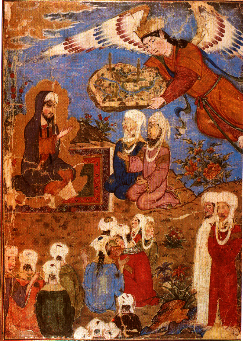 an analysis of the way persian artists have created visual representations of the prophet muhammad And five artists' representations fida (2010) this paper will explore the way they have interpreted the (one of prophet's wifes) is said to have worn.