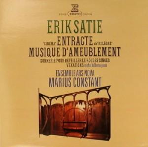 EricSatie-MusiquedAmeublement